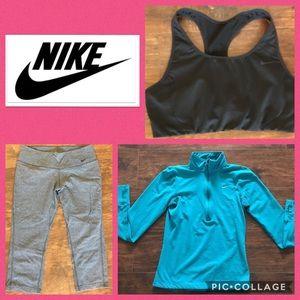 ✅ Nike Dri Fit Lot ✅ Small/Medium